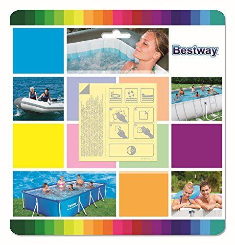 Kit de Reparación Bestway Parche Adhesivo Bajo el Agua Otros Productos