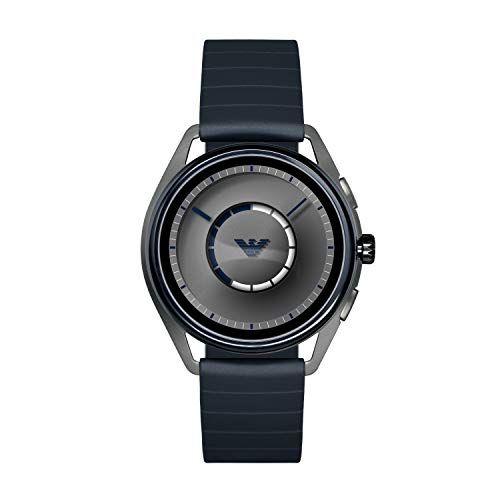 Emporio Armani Smartwatch para Hombre con Correa en Caucho ART5008 Smartwatches