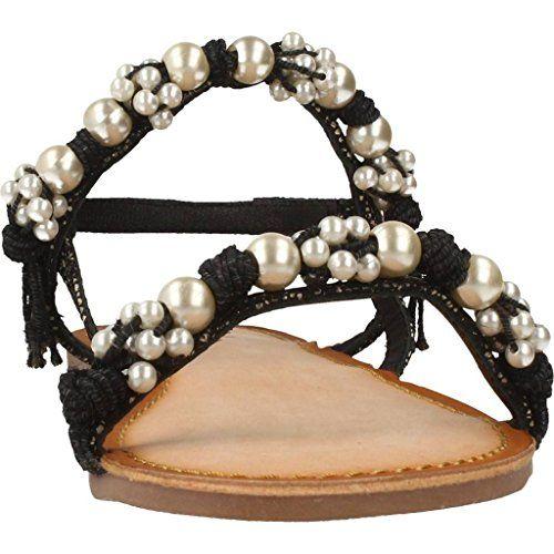 Sandalias y Chanclas para Mujer, Color Negro, Marca GIOSEPPO, Modelo Sandalias Y Chanclas para Mujer