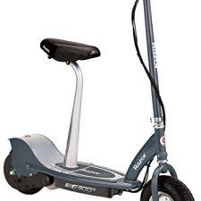 Razor 13173815 – Scooter eléctrico, color gris Patinetes Eléctricos