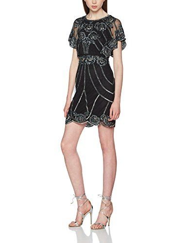 Frock and Frill Afua Sequin Batwing Dress Vestido para Mujer Vestidos Frock And Frill