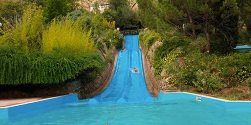 Aquaola - Parque Acuático en Granada
