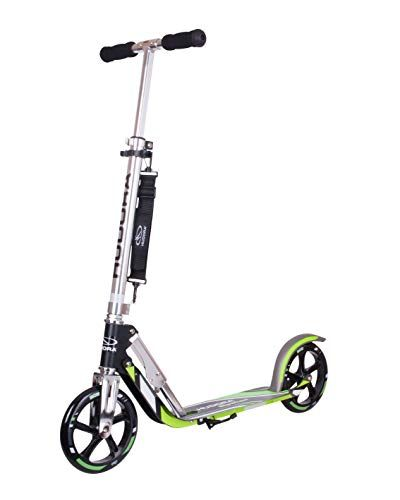 Hudora Big Wheel 205 – Scooter – Cubo de Roller Patinetes Eléctricos
