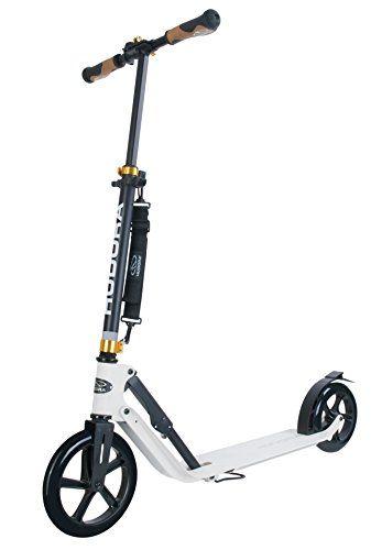 Hudora 230 – Patinete con ruedas grandes Patinetes Eléctricos