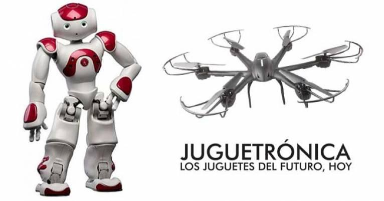 juguetronica robots drones y juguetes de otra galaxia x
