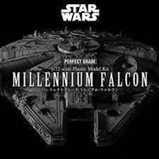 Revell- Millennium Bandai Star Wars 1206, Millenium Falcon Grade Modelismo y Maquetas