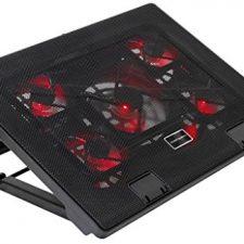 Mars Gaming MNBC2 – Base de refrigeración gaming para portátiles de hasta 17.35″ (5 ventiladores Accesorios informática