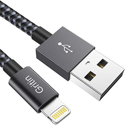 Gritin Cable Lightning Cargador iPhone Accesorios informática