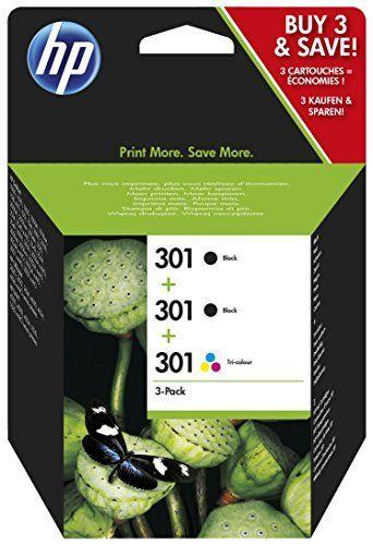 HP 301XL – Cartucho de tinta original Accesorios informática