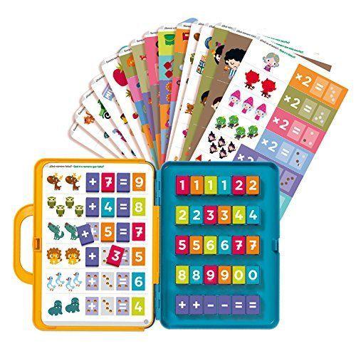 Diset-yo Contar Aprende Las primeras Operaciones matemáticas, Color Verde, 31.5 x 26.2 x 6.1 Juguetes educativos