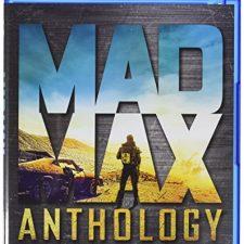 Mad Max – Anthology (4 Blu-Ray) [Italia] [Blu-ray] Películas y Series TV