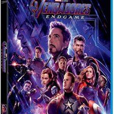 Vengadores Endgame [Blu-ray] Películas y Series TV