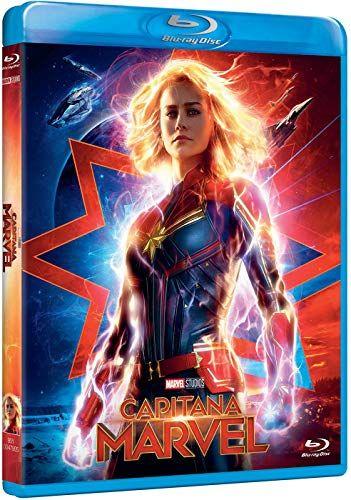 Capitana Marvel [Blu-ray] Películas y Series TV