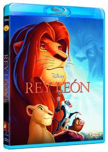 El Rey León [España] [Blu-ray] Películas y Series TV