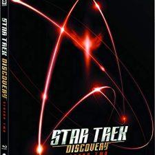 Star Trek Discovery: Temporada 2 – Edición especial metal (BD) [Blu-ray] Películas y Series TV