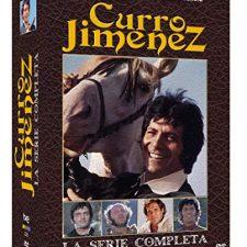 Curro Jimenez, Serie Tve Completa Restaurada  14dvd Películas y Series TV