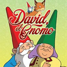 David, El Gnomo. La Serie Completa [DVD] Películas y Series TV