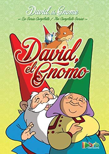 David, El Gnomo. La Serie Completa [DVD] Películas y Series TV