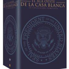 Pack El Ala Oeste De Casa Blanca Temporada 1-7 Colección Completa [DVD] Películas y Series TV