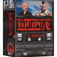 Pack: El Equipo A – Serie Completa [DVD] Películas y Series TV