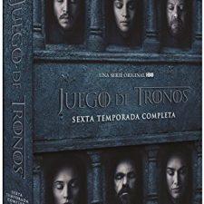 Juego De Tronos Temporada 6 Premium Blu-Ray [Blu-ray] Películas y Series TV