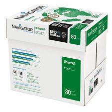 Navigator Universal – Papel multiusos para impresora – 2500 hojas Material de Oficina y Papelería