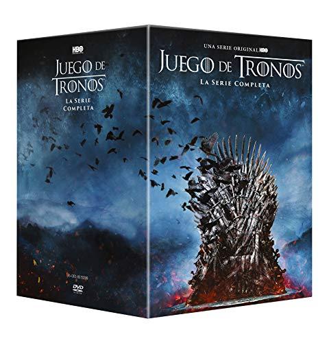 Juego De Tronos Temporada 1-8 Colección Completa [DVD] Películas y Series TV