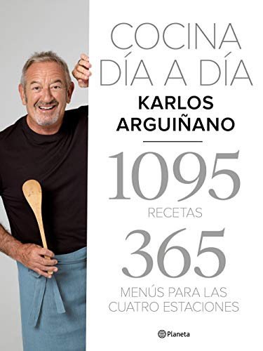 Cocina día a día: 1095 recetas. 365 menús para las cuatro estaciones (Planeta Cocina) Libros en Amazon