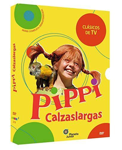 Pipi Calzaslargas, Serie Completa (Im. Restaurada) 3dvd Películas y Series TV