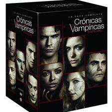 Cronicas Vampíricas Temporada 1-8 (Serie Completa) [DVD] Películas y Series TV