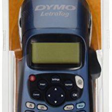 Dymo LetraTag LT-100H – Impresora de etiquetas, color azul (versión española) Material de Oficina y Papelería