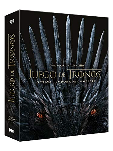 Juego De Tronos Temporada 8 Premium [DVD] Películas y Series TV