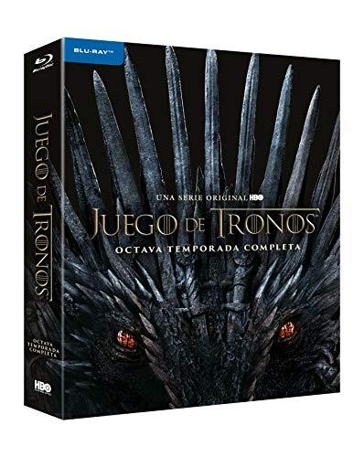 Juego De Tronos Temporada 8 Premium Blu-Ray [Blu-ray] Películas y Series TV