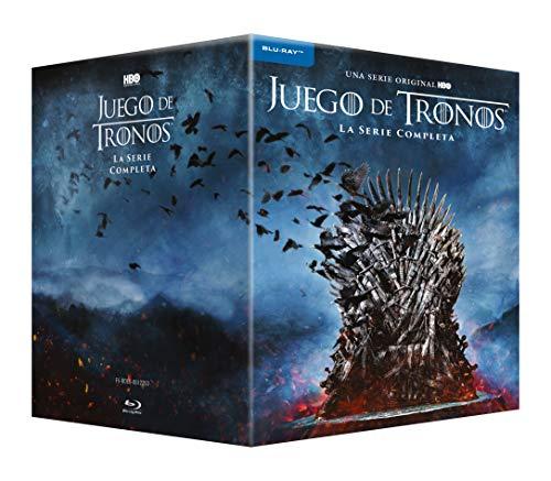 Juego De Tronos Temporada 1-8 Blu-Ray Colección Completa [Blu-ray] Películas y Series TV