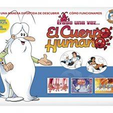 Erase Una Vez el Cuerpo Humano – Maleta 2012 (5 DVDs) Películas y Series TV