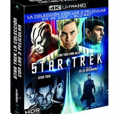 Star Trek – Temporadas 11-13 (4K UHD + BD) [Blu-ray] Películas y Series TV