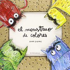 El monstruo de colores (edición pop-up) (POP UP  Cuentos flamboyant) Libros en Amazon
