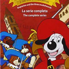 D'Artacán y los tres mosqueperros [DVD] Películas y Series TV