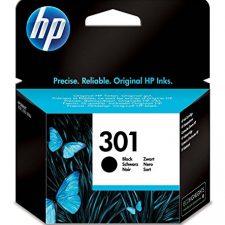HP CH561EE 301 Cartucho de Tinta Original, 1 unidad, negro Material de Oficina y Papelería