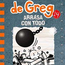 Diario de Greg 14. Arrasa con todo Libros en Amazon