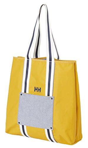 Helly Hansen Travel Beach Tote, Bolsa de Tela y de Playa Unisex Adulto, Amarillo (Essential Yellow), 36x24x45 cm (W x H x L)