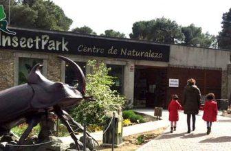 InsectPark - Museo de insectos en El Escorial