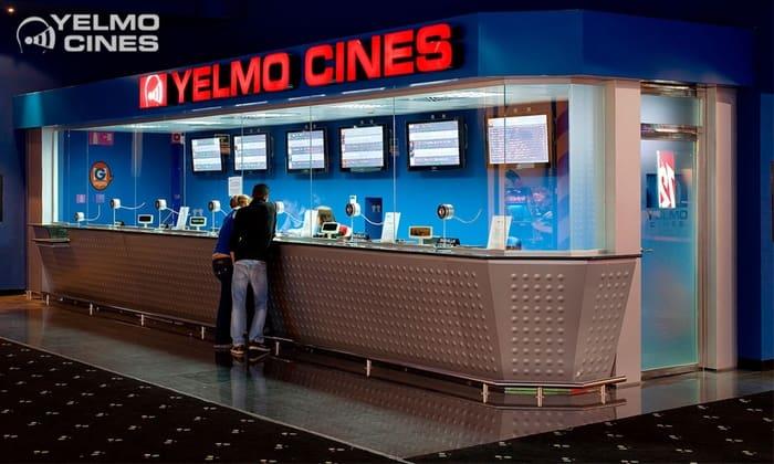 cupón yelmo cines