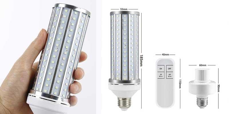 Lámpara UV Esterilizador