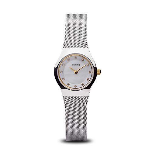 Bering Time 11923-004 – Reloj analógico de cuarzo para mujer Relojes Bering