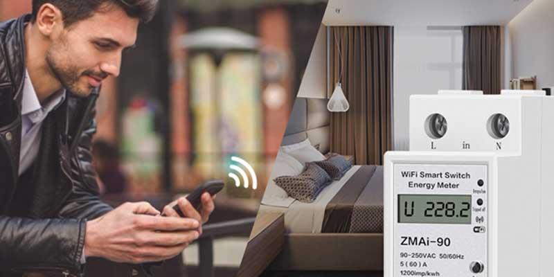 Medidores de consumo eléctrico