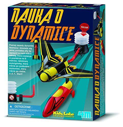 4M – Pump Rocket Science, juguete educativo Juguetes educativos