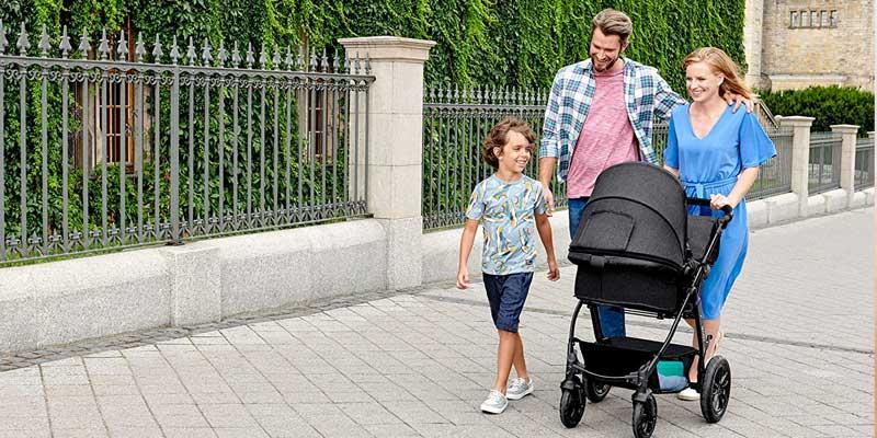 Carritos y sillas de paseo para bebé
