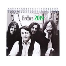 Calendario de sobremesa 2019 The Beatles, 17 x 20 cm Otros Productos