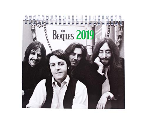 calendario de sobremesa the beatles x
